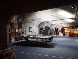 Inside Watersnoodmuseum