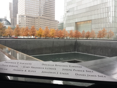 North Pool 9/11 Memorial